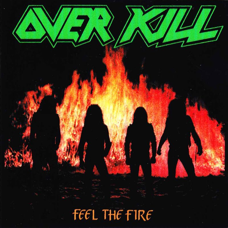 Overkill feel the fire rock brigade pure steel shop for Firerock fireplace prices