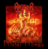 RAZOR FIST - Metal Minds